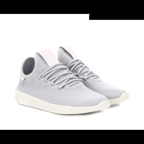 abce9a434 Adidas x Pharrell Williams Tennis Hu Light Gray